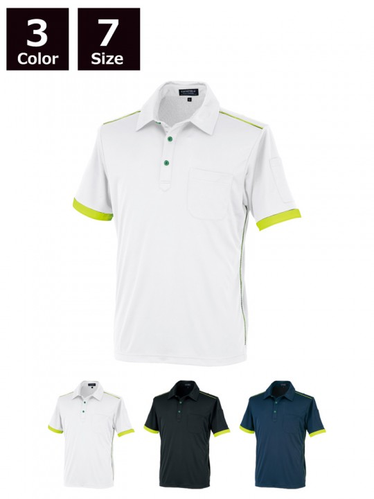 OD-01627 半袖ポロシャツ