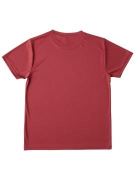 FDT100 ファンクショナルドライ Tシャツ バックスタイル