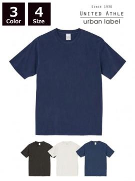 5.6オンス ピグメントダイ Tシャツ