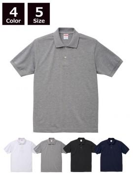 6.0ozヘヴィーウェイトコットンポロシャツ