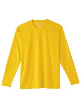 WE-00352-AIL 3.5oz インターロックドライ長袖Tシャツ 拡大画像