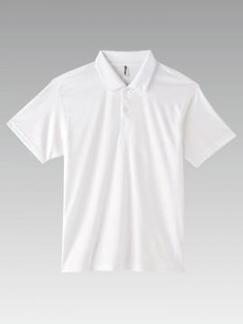 WE-00351-AIP 3.5oz インターロックドライポロシャツ 拡大画像
