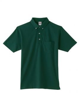 WE-00198-BDQ 4.9オンス ボタンダウンポロシャツ(ポケット付き) 拡大画像
