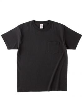 OE1117 オープンエンド マックスウェイト ポケットTシャツ 拡大
