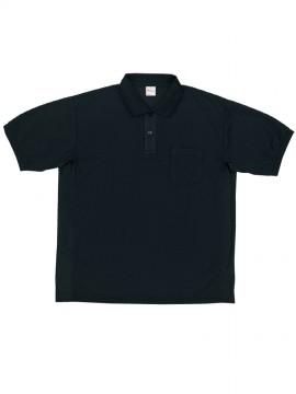 JC-47664 吸汗速乾半袖ポロシャツ