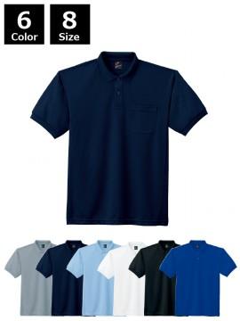 JC-84984 製品制電吸汗速乾半袖ポロシャツ