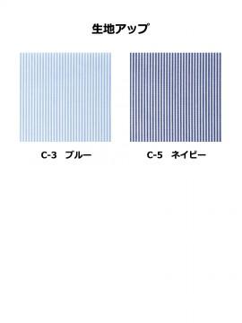 ARB-EP8368 ワイドカラーシャツ(男女兼用・長袖) 生地