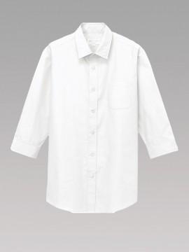 ARB-EP8355 シャツ(男女兼用・七分袖) 拡大画像2