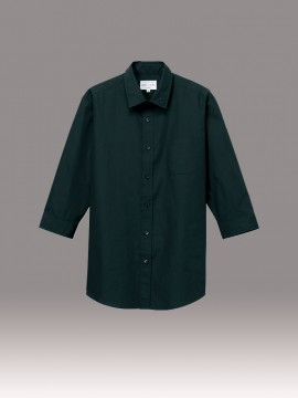 ARB-EP8355 シャツ(男女兼用・七分袖) 拡大画像