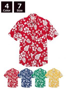 アロハシャツ カラー
