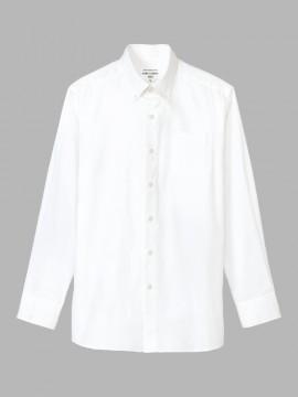 ARB-KM8373 ボタンダウンシャツ(メンズ・長袖) 拡大画像