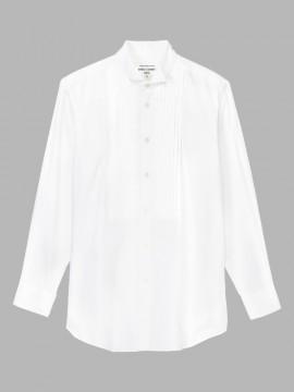 ARB-KM8377 ウイングカラーシャツ(メンズ・長袖) 拡大画像