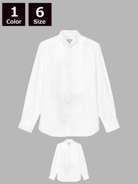 ARB-KM8378 ウイングカラーシャツ(レディース・長袖)