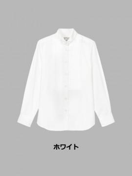 ARB-KM8378 ウイングカラーシャツ(レディース・長袖) カラー一覧