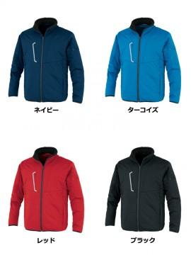 OD-03851 防寒中綿ストレッチジャケット  カラー一覧