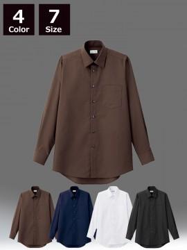 BM-FB5040M メンズレギュラーカラー長袖シャツ