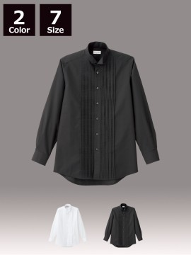 BM-FB5045M メンズピンタックウイングシャツ