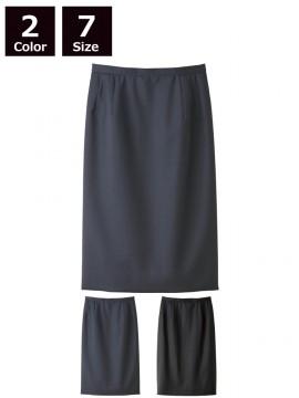 FS2012L レディスストレッチスカート