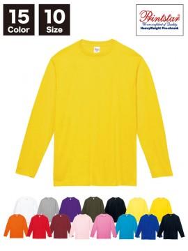 WE-00102-CVL 5.6オンス ヘビーウェイト長袖Tシャツ