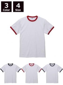 5.6オンス リンガー Tシャツ