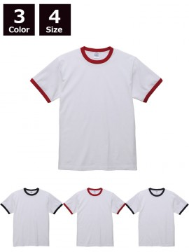 CB-5030 5.6オンス リンガー Tシャツ