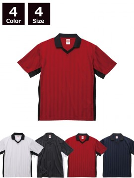 4.1oz ドライ クラシック サッカーシャツ