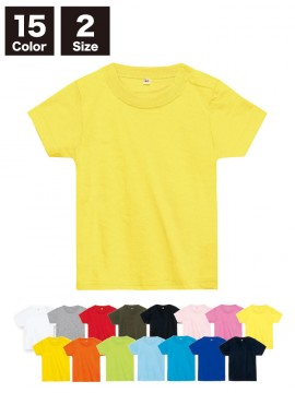 WE-00103-CBT 5.6オンス ヘビーウェイトベビーTシャツ