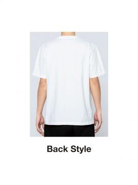 WE-00148-HVT 7.4オンス スーパーヘビーTシャツ バックスタイル