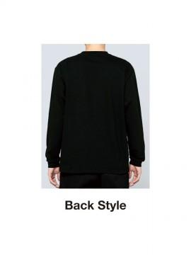 WE-00149-HVL 7.4オンス スーパーヘビー長袖Tシャツ バックスタイル
