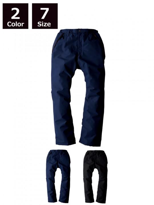 XB560 防水防寒パンツ