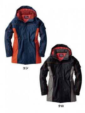 XB601 防水防寒コート カラー一覧
