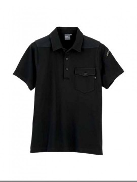 XB6050 現場服半袖ポロシャツ 拡大図