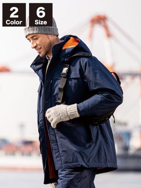 XB756 防寒コート