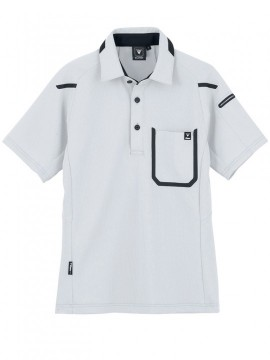 XB6190 半袖ポロシャツ 拡大図