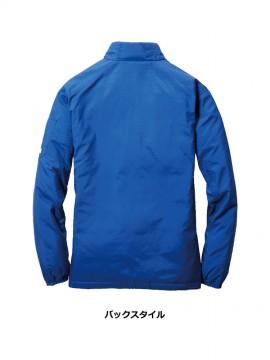 3180 軽防寒ジャケット(ユニックスセ) バックスタイル