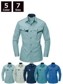 6005 長袖シャツ 2