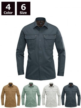8035 長袖シャツ 2