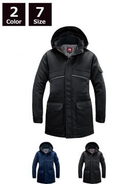 7111 防寒コート(大型フード付) 2