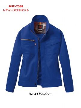 7088 レディースジャケット ロイヤルブルー