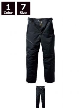 防水防寒パンツ(大型フード付)(ユニセックス)