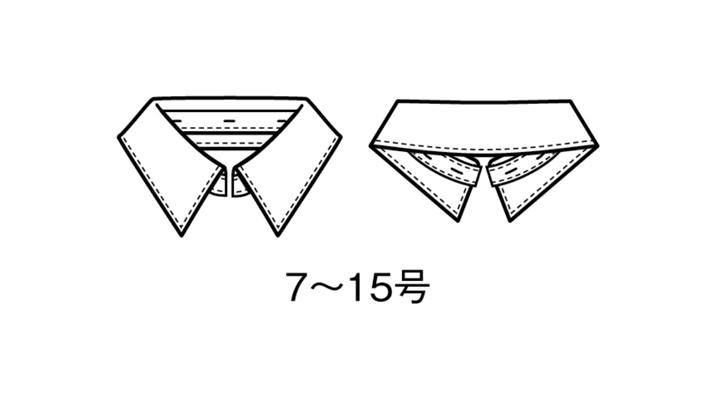 BS-18212 替えカラー サイズ
