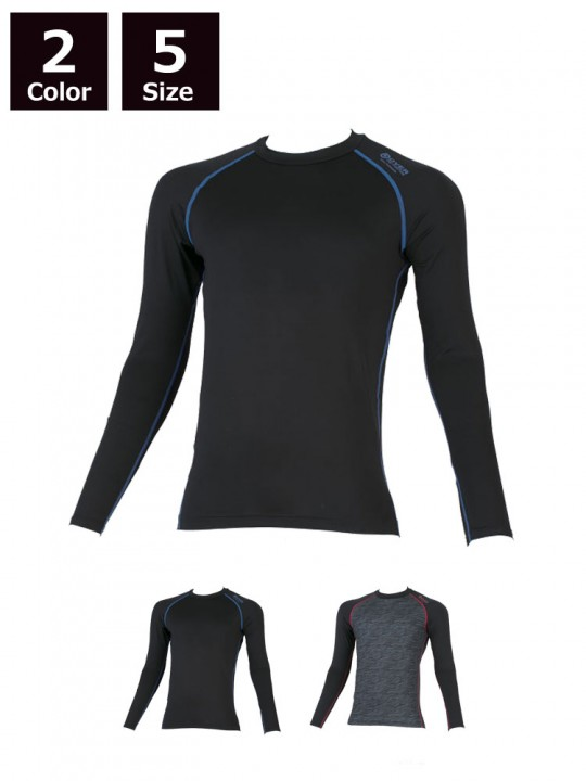 OD-00540 BTアウトラストロングスリーブ クルーネックシャツ
