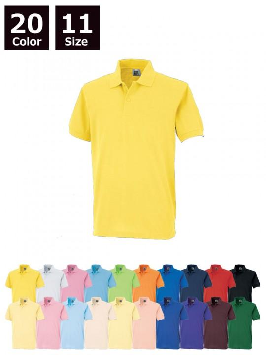 OD-00451 ちょうちん袖ポロシャツ