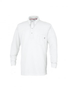 OD-00574 長袖ポロシャツ 拡大図