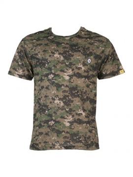 OD-06589 tASkfoRce ドライクールナイス カモフラージュTシャツ 拡大図・ピクセルウ