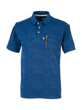 OD-47654 tASkfoRce ポロシャツ 拡大図・ネイビー