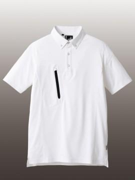 ユニセックストリコット半袖シャツ