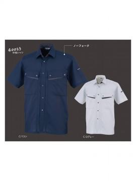 OD-40023 半袖シャツ ノーフォーク