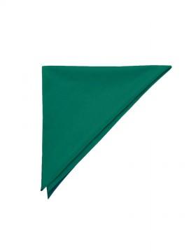 BS-04006 三角チーフ(男女兼用) 緑