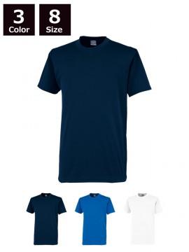 DRY帯電防止 半袖Tシャツ